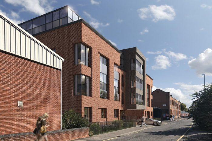Hindle House, Nottingham City Centre