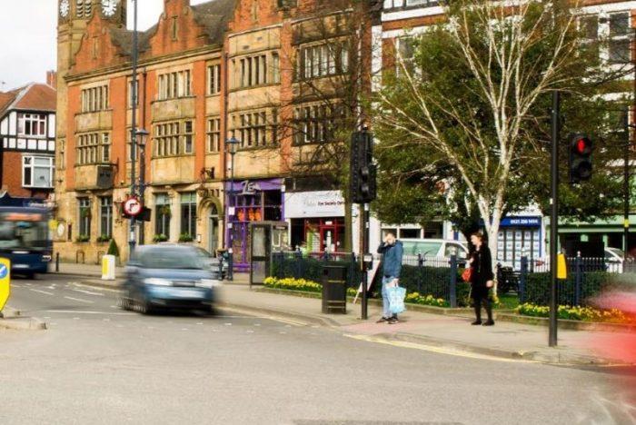 Alcester Road, Moseley, Birmingham