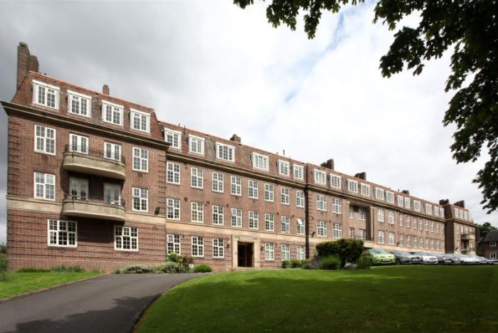 Pitmaston Court West, Goodby Road, Moseley