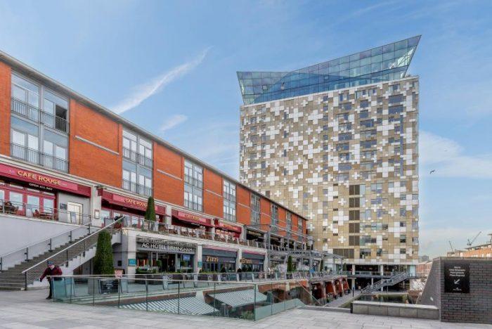 The Cube East, Wharfside Street, Birmingham