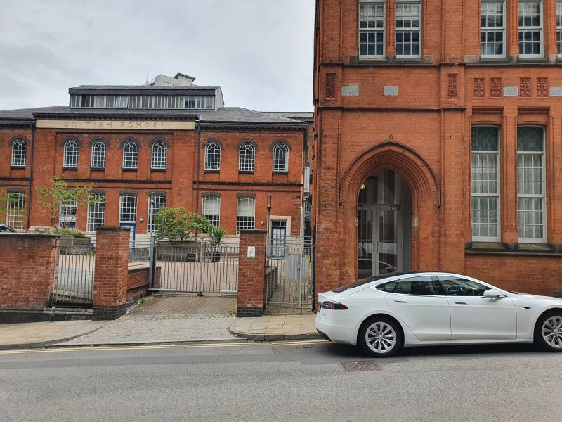 Scholars Gate, Severn Street, B1 1QG