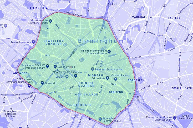 Birmingham Clean Air Zone