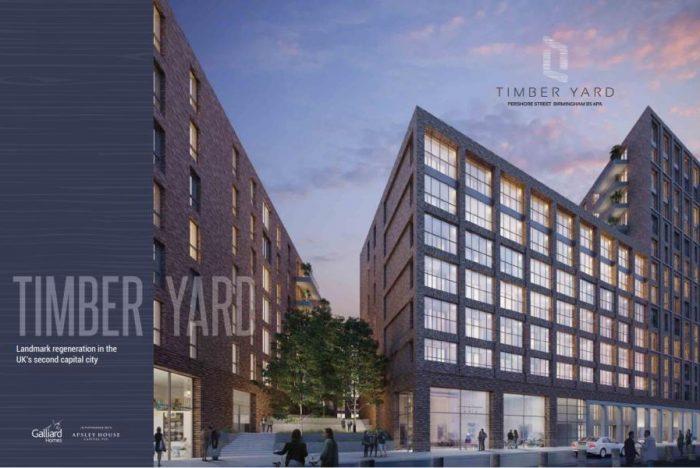 Timber Yard, Pershore Street, Digbeth